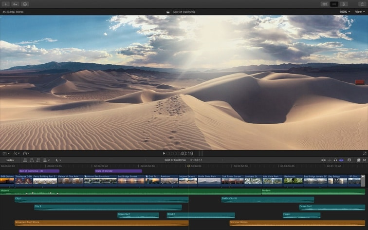 Apple Final Cut Pro X FCPX 10.4.4